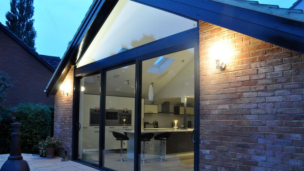 Rousham Style Home